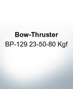Bow-Thruster BP-129 23-50-80 Kgf (Zinc)