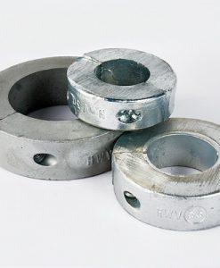 Shaft-Anode-Rings Zinc
