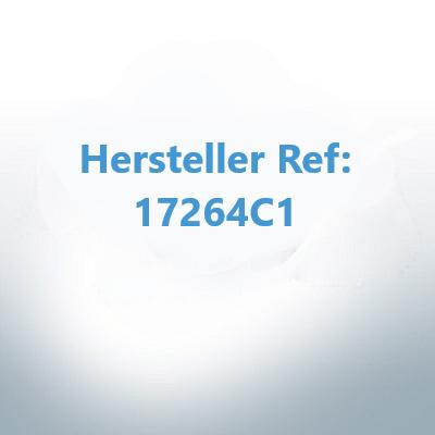 Passend für folgende Motor-/Getriebetypen: 40 CARB 4-TAKT (3 ZYLINDER) – 40 CARB (3 ZYL.)(4-TAKT), 55/60/45 JET/60 BIGFOOT (2-TAKT) – 60 (3 ZYL.) BIGFOOT, 55/60 JET 40 (3 ZYLINDER) – 55 (3 ZYL.), 50/55/60 PS JET 45 – 50 (3 ZYL.), 55/60/45 JET/60 BIGFOOT (2-TAKT) – 55 (3 ZYL.), 40/50/60 EFI (4 ZYLINDER) 4-TAKT – 60 EFI (4 ZYL.)(4-TAKT), 55/60 JET 40 (3 ZYLINDER) – 60 (3 ZYL.), 50/55/60 JET 45 – 45 JET FORCE 75 PS (1998) – 75 H.P. (1998), FORMULA 60 – 4 ZYLINDER 4-TAKT – Formula 60, 50/55/60 PS JET 45 – 60 (3 ZYL.), 55/60 JET 40/45 (3 ZYLINDER) – 60 (3 ZYL.) BIGFOOT 40/50/60 (4 ZYLINDER) CARB 4-TAKT – 60 (4-TAKT)(4 ZYL.), 55/60 JET 40/45 (3 ZYLINDER) – 55 (3 ZYL.), 40/50/60/JET 40 EFI – 4 ZYLINDER 4-TAKT – 40 EFI (4 ZYL.)(4-TAKT)(JET) FORCE 75 PS – 75 H.P. (1997), 50/55/60 PS JET 45 – 45 JET, 50/55/60 PS JET 45 – 55 (3 ZYL.), 50/55/60 JET 45 – 50 (3 ZYL.), 55/60 JET 40/45 (3 ZYLINDER) – 40 JET, 40/50/60/JET 40 EFI – 4 ZYLINDER 4-TAKT – 60 EFI (4 ZYL.)(4-TAKT), 55/60 JET 40 (3 ZYLINDER) – 40 JET, FORCE 75 PS – 75 H.P. (1996), 30/40 EFI 4-TAKT (3 ZYLINDER) – 40 EFI (3 ZYL.)(4-TAKT) 40 EFI (3 ZYLINDER) 4-TAKT – 40 EFI (3 ZYL.)(4-TAKT), 30/40 EFI 4-TAKT (3 ZYLINDER) – 30 EFI (3 ZYL.)(4-TAKT), 70 PS – 70 H.P. (1991-1995), 55/60/45 JET/60 BIGFOOT (2-TAKT) – 45 JET 55/60 JET 40/45 (3 ZYLINDER) – 45 JET, 55/60 JET 40/45 (3 ZYLINDER) – 45 JET Dieses Ersatzteil ersetzt die folgenden Teilenummern: 17264C1 F755457
