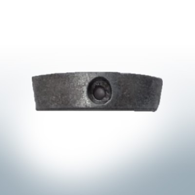 Anodes compatible to Volvo Penta | Propeller-Anodes 850982 & 852018| (Zinc) | 9214