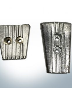 Sets of anodes   Volvo SX-A/DPS (AlZn5In)   9238AL 9239AL