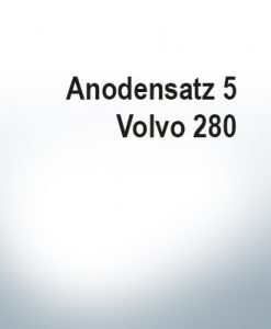Sets of anodes | Volvo 280 (Zinc) | 9205 9207