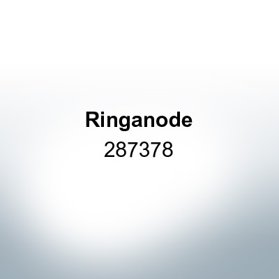 Anodes compatible to BMW | Ringanode 287378 (Zinc) | 9521