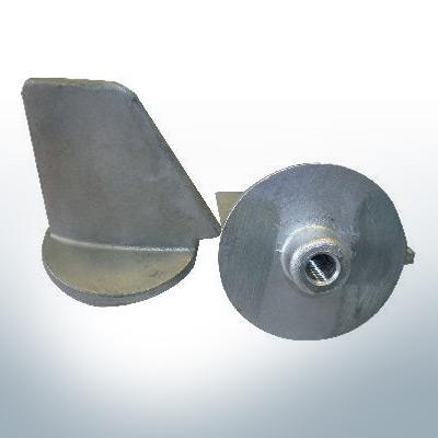 Anodes compatible to Honda | Trim-Anode 18-6011/41107-ZW1 (Zinc) | 9543