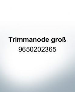 Anodes compatible to BMW | Trimmanode groß 9650202365 (AlZn5In) | 9523AL