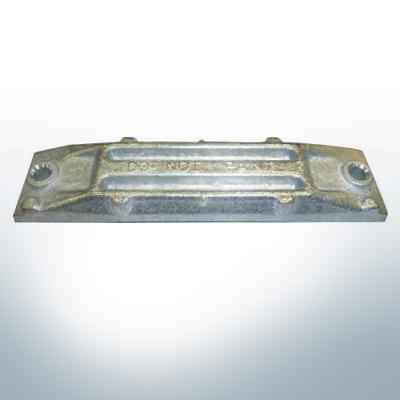 Anodes compatible to Honda   Anode-Block 35-50 PS/06411-ZV5 (Zinc)   9547