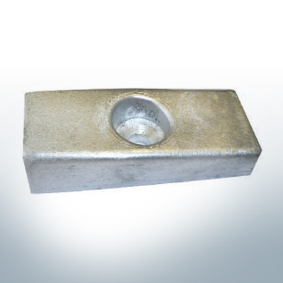 Anodes compatible to Mercury | Shaft-Anode 826134 (AlZn5In) | 9700AL