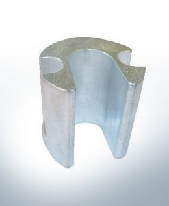 Anodes compatible to Mercury | Cylinder-Anode large 806190 (Zinc) | 9721
