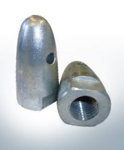 Anodes compatible to Volvo Penta | Cap-Anode 3/4