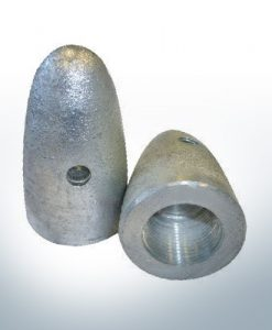 Anodes compatible to Volvo Penta | Cap-Anode M16x1,5 873411 (Zinc) | 9221