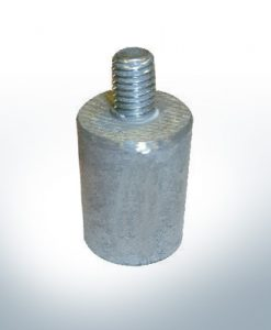 Anodes compatible to Volvo Penta | Bolt-Anode 22x30 M8 (Zinc) | 9232