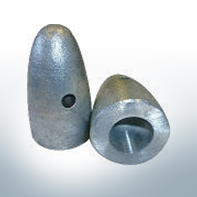 Anodes compatible to Volvo Penta   Cap-Anode M27x1,5 (AlZn5In)   9234AL