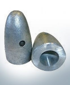 Anodes compatible to Volvo Penta | Cap-Anode M27x1,5 (Zinc) | 9234