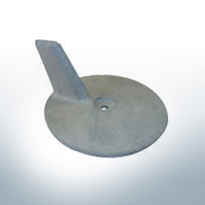 Anodes compatible to Yamaha and Yanmar | Trim-Tab-Anode 85PS 688-45371-00 (Zinc) | 9538