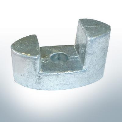Bow-Thruster BP-129 23-50-80 Kgf (AlZn5In) | 9611AL