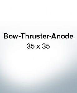 Bow-Thruster-Anodes 35 x 35 (Zinc) | 9614