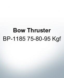 Bow Thruster BP-1185 75-80-95 Kgf (AlZn5In) | 9620AL
