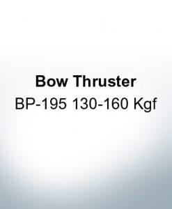 Bow Thruster BP-195 130-160 Kgf (Zinc) | 9623
