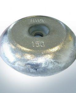 Disk-Anodes Ø150 mm (Zinc) | 9803
