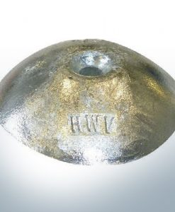 Disk-Anodes Ø 75mm | hole (Zinc) | 9806