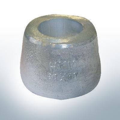 Cylinder-Anodes 80x50 Ø80 mm (Zinc)   9808