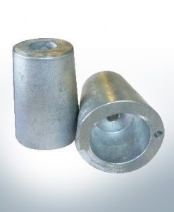 Shaftend-Anodes with carrier punch 40 mm (AlZn5In) | 9638AL